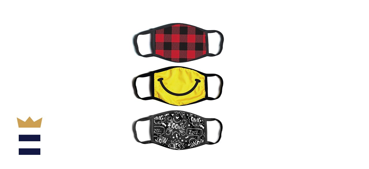 ABG Accessories Reusable Fabric Face Mask