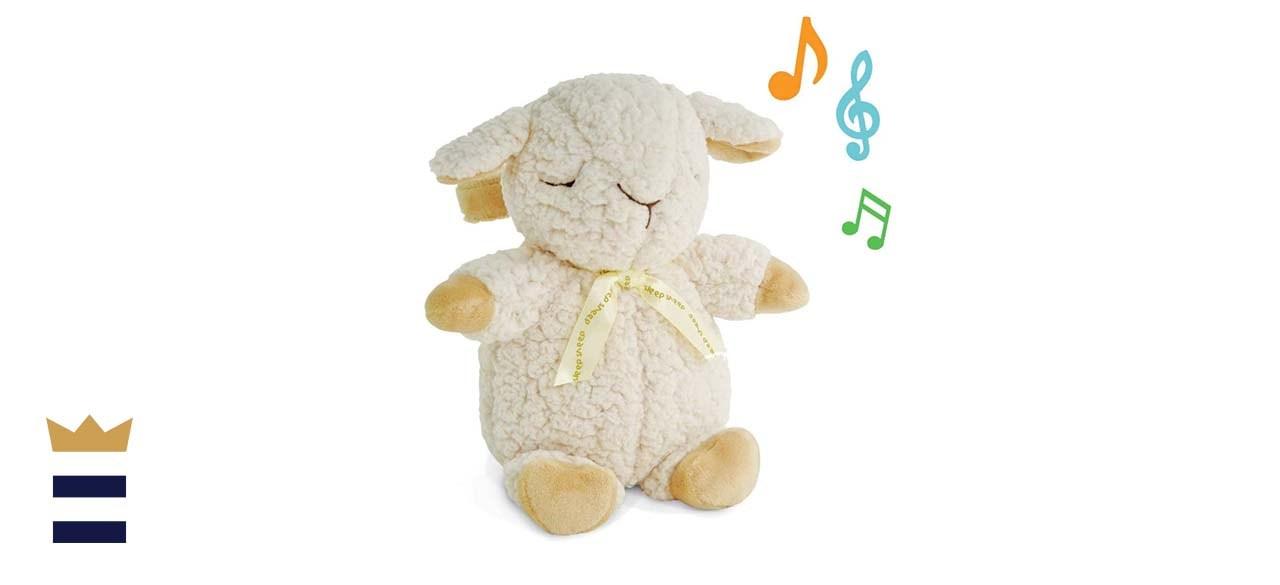 Cloud B's Sleep Sheep On-the-Go Soother