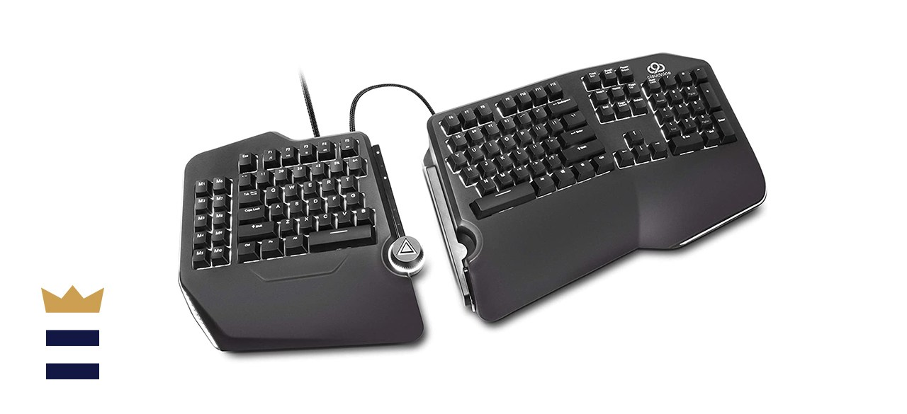 Cloud Nine C989M Ergonomic Mechanical Keyboard
