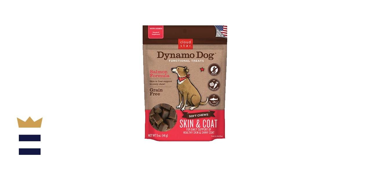 Cloud Star Dynamo Dog Skin & Coat Soft Chews