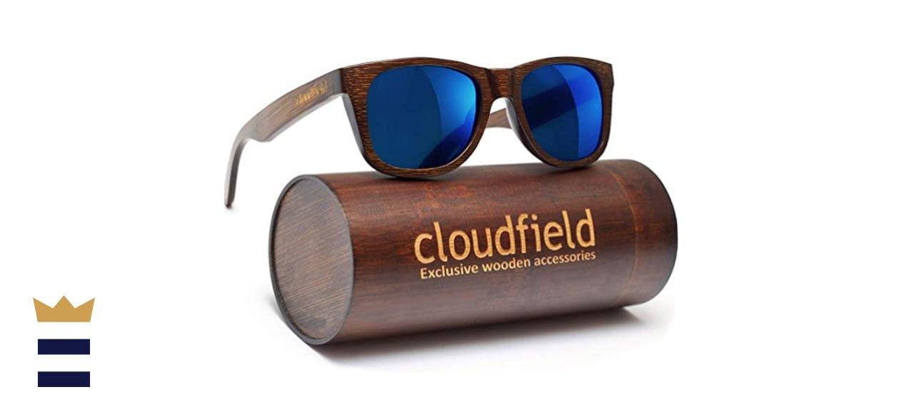 Cloudfield's Wood Sunglasses
