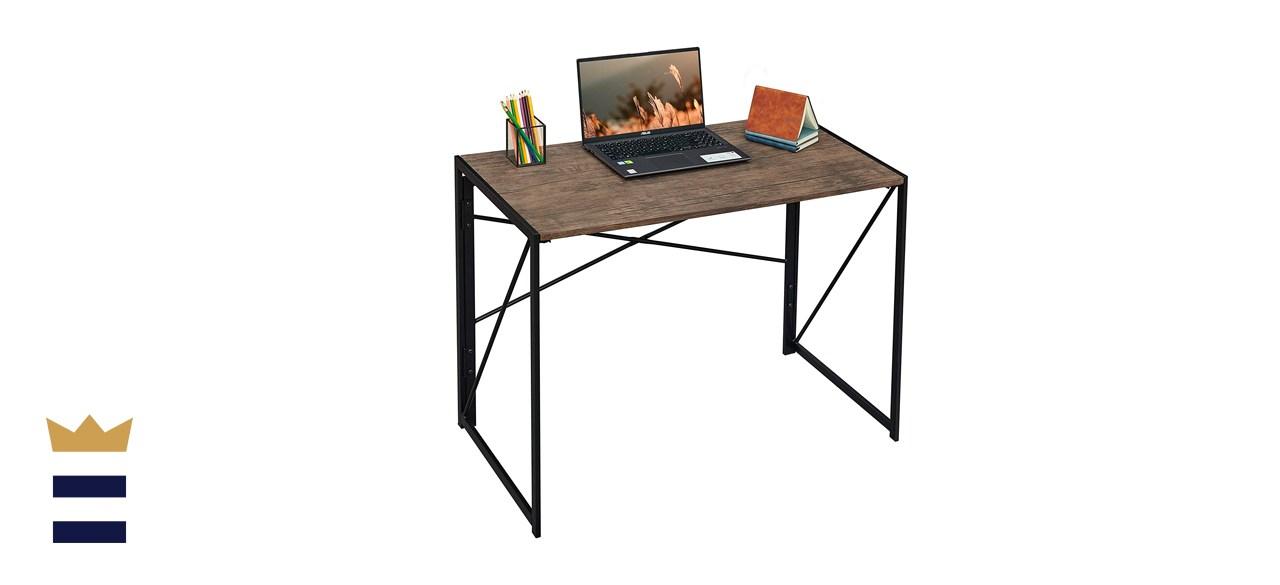 Coavas Folding Office Desk