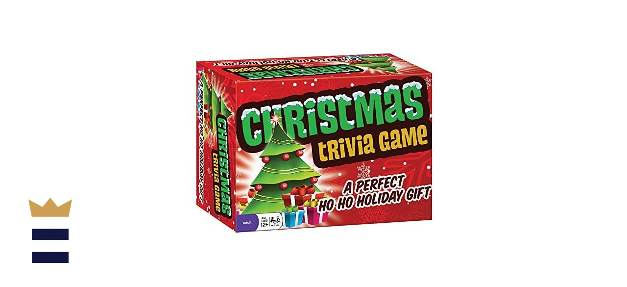 Cobble Hill Christmas Trivia Game (200 Cards)