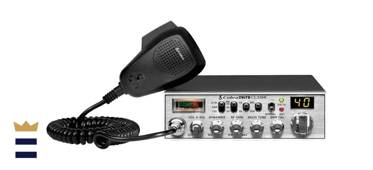 Cobra 29LTD Professional CB Radio