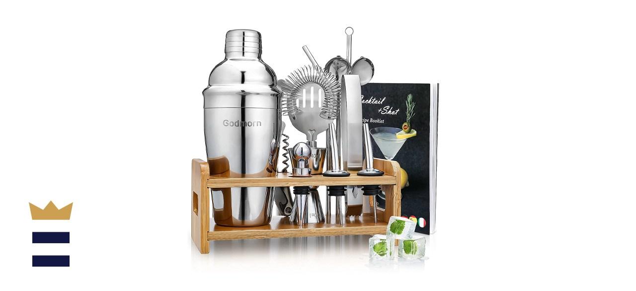 Cocktail Shaker Set Bartender Kit