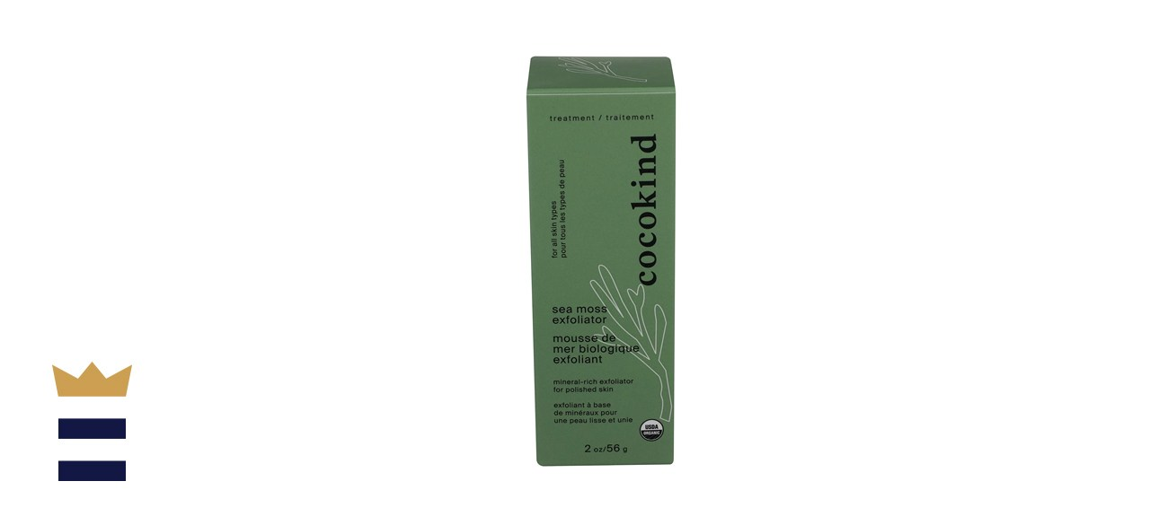 Cocokind Organic Sea Moss Exfoliator