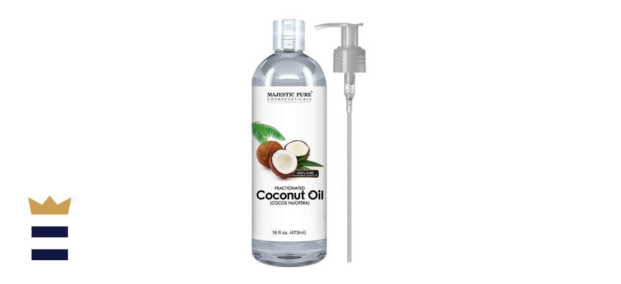 Majestic Pure Fractionated Coconut Oil