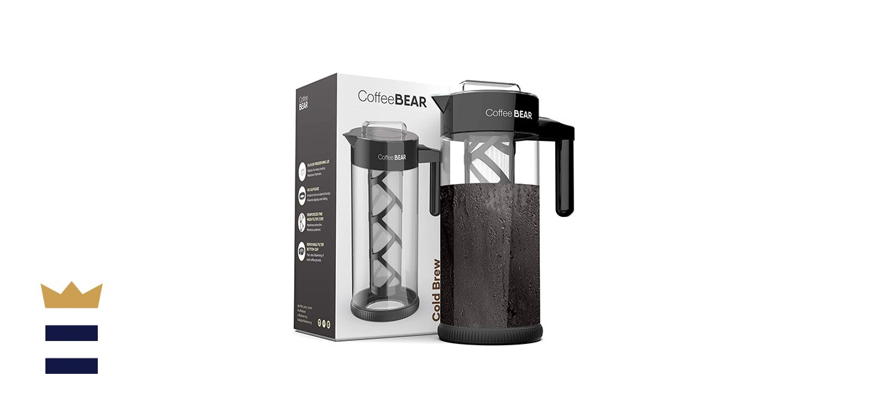 Coffee Bear – Cold Brew Coffee Maker and Tea Brewer