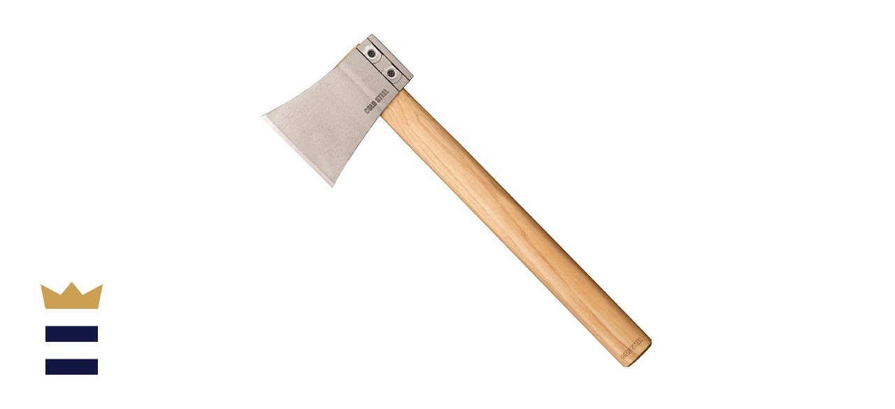 Cold Steel Throwing Axe