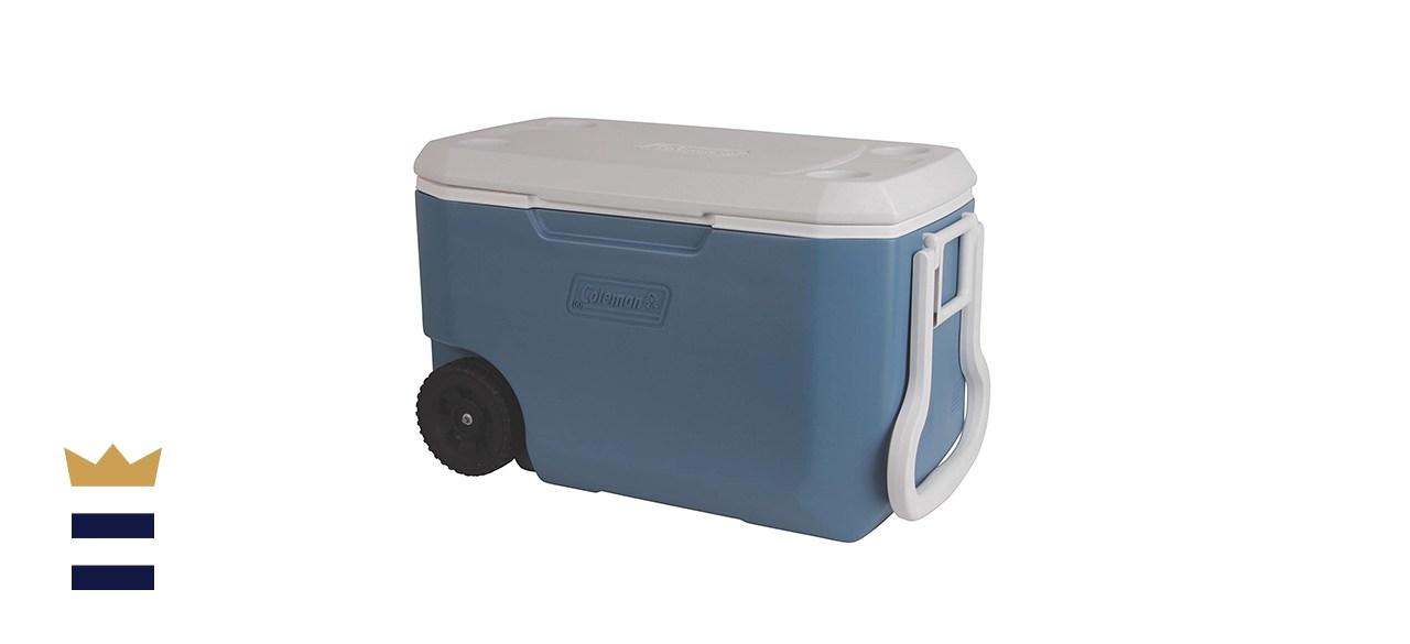 Coleman 62 Quart Xtreme Rolling Cooler