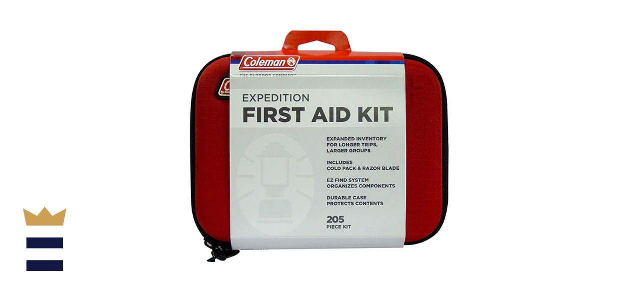 Coleman All Purpose Camping First Aid Kit