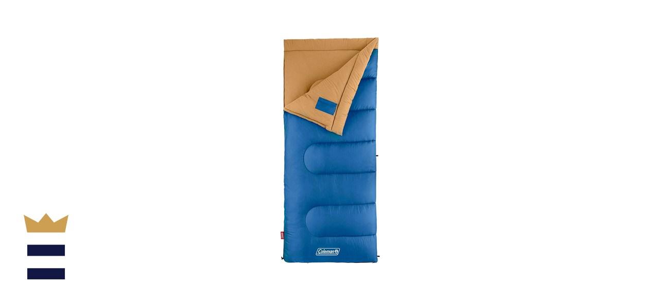 Coleman Brazos 20-degree Sleeping Bag