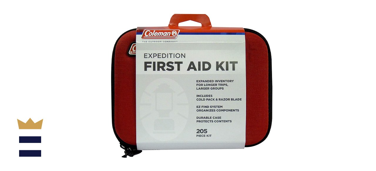 Coleman Camping Expedition First Aid Kit