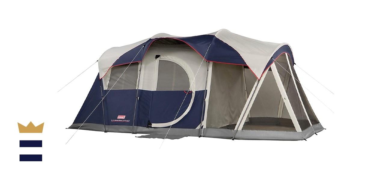 Coleman Elite WeatherMaster 6 Screened Tent