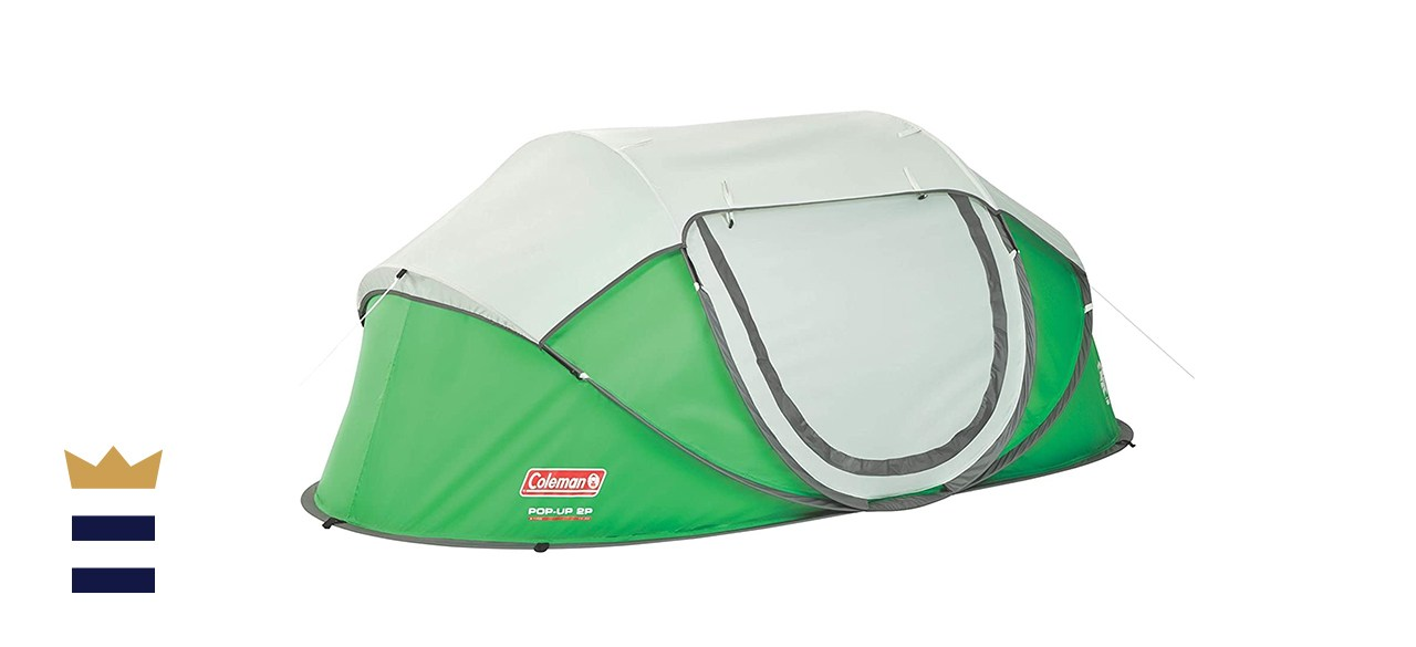 Coleman Four-Person Pop-Up Tent