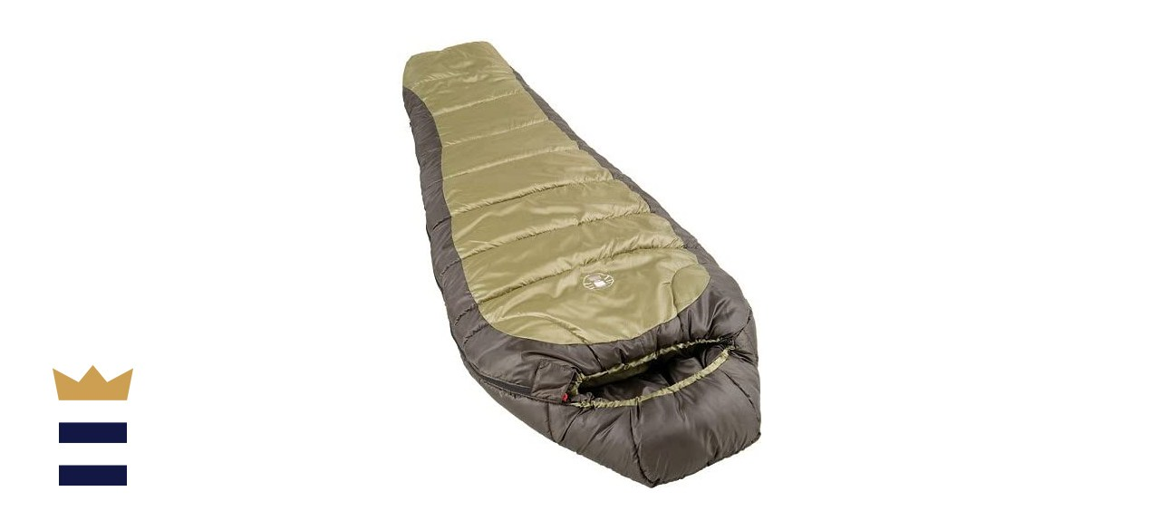 Coleman Mummy Cold-Weather Sleeping Bag