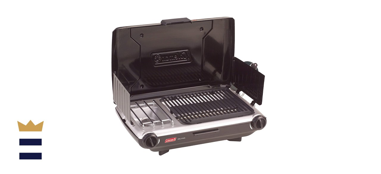 Coleman Gas Camping Grill/Stove