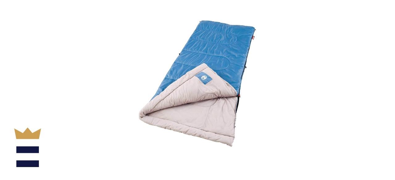 Coleman Sun Ridge 40-degree Sleeping Bag