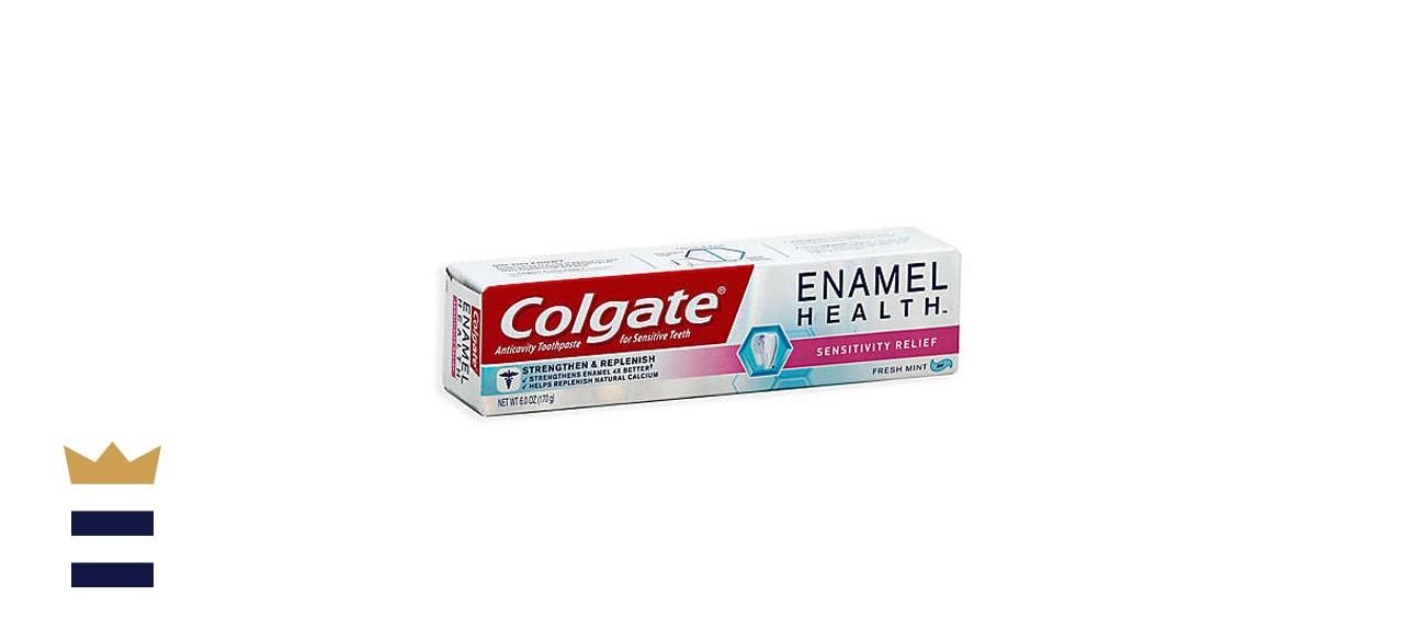 Colgate Enamel Health Sensitivity Relief Toothpaste