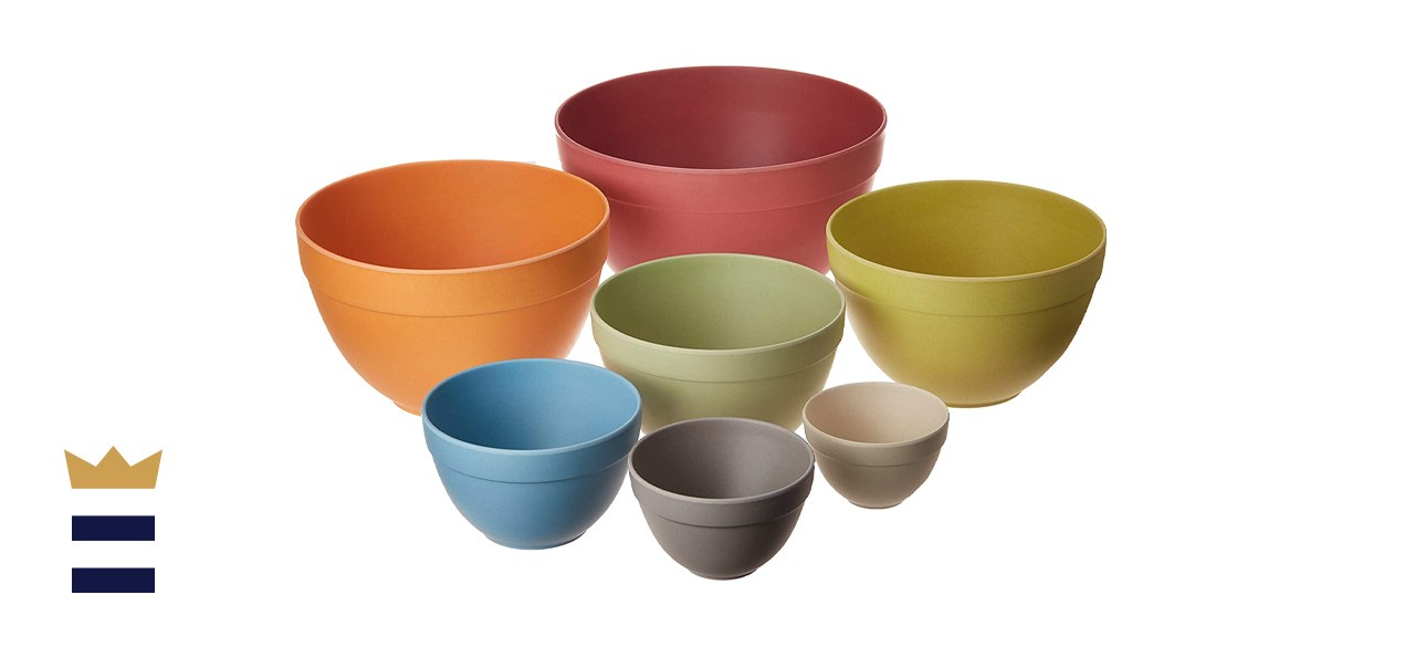 Bamboozle Nesting Bowls Set for Mixing and Serving