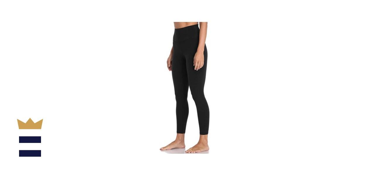 Colorfulkoala High-Waisted 7/8 Length Yoga Pants