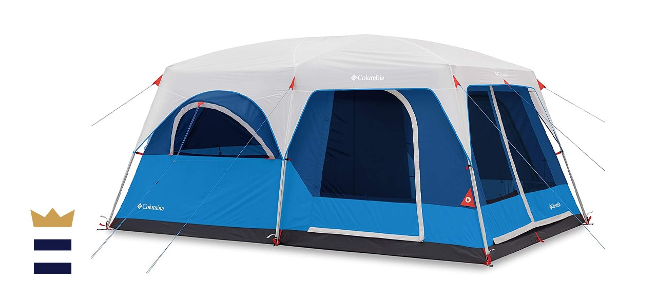 Columbia Mammoth Creek 10-Person Tent