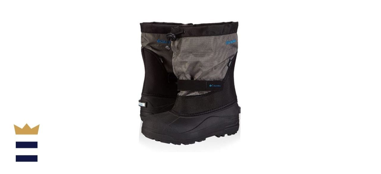 Columbia Unisex-Child Powderbug Plus II Snow Boot