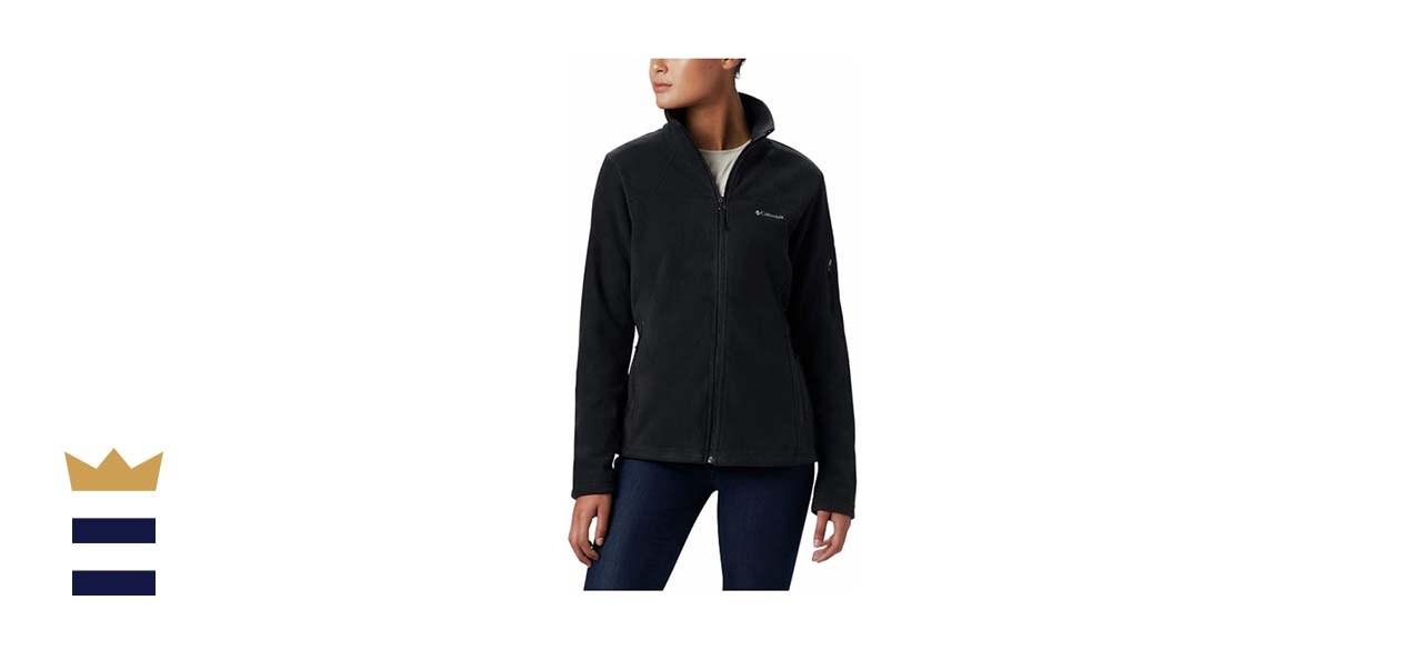 Columbia Women's Fast Trek II Full-Zip Soft Fleece Jacket