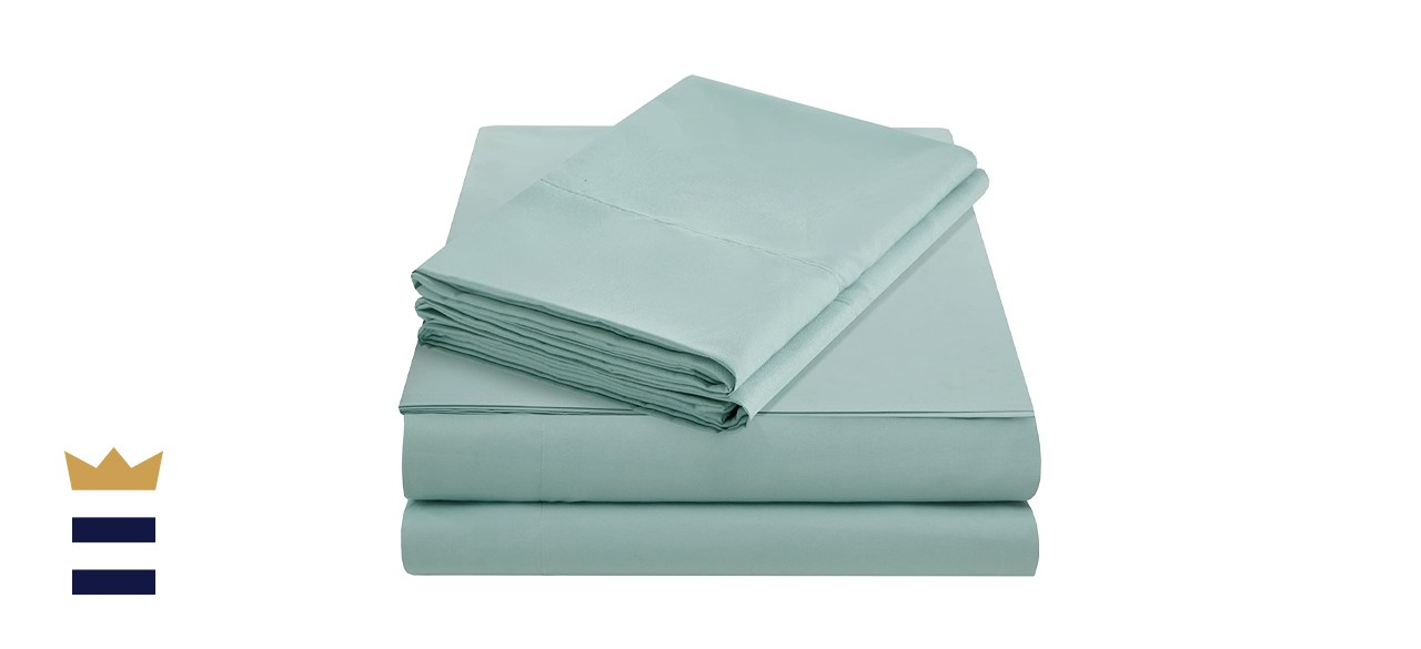 Comfort Spaces Coolmax Moisture Wicking Warm Weather Cooling Sheets