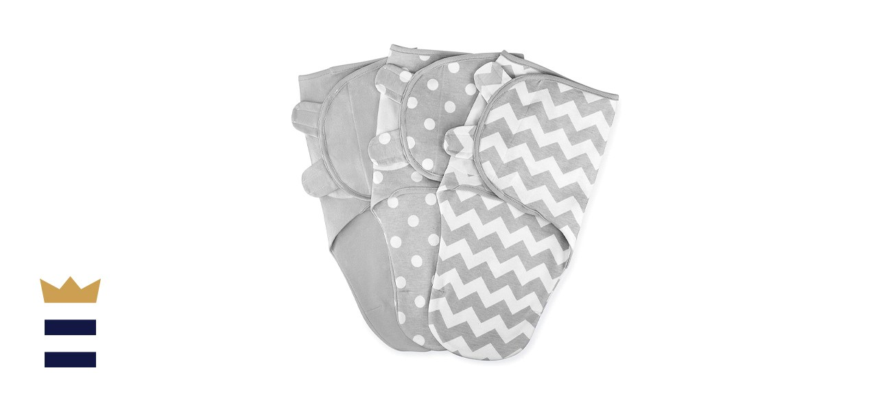 Comfy Cubs Swaddle Blankets