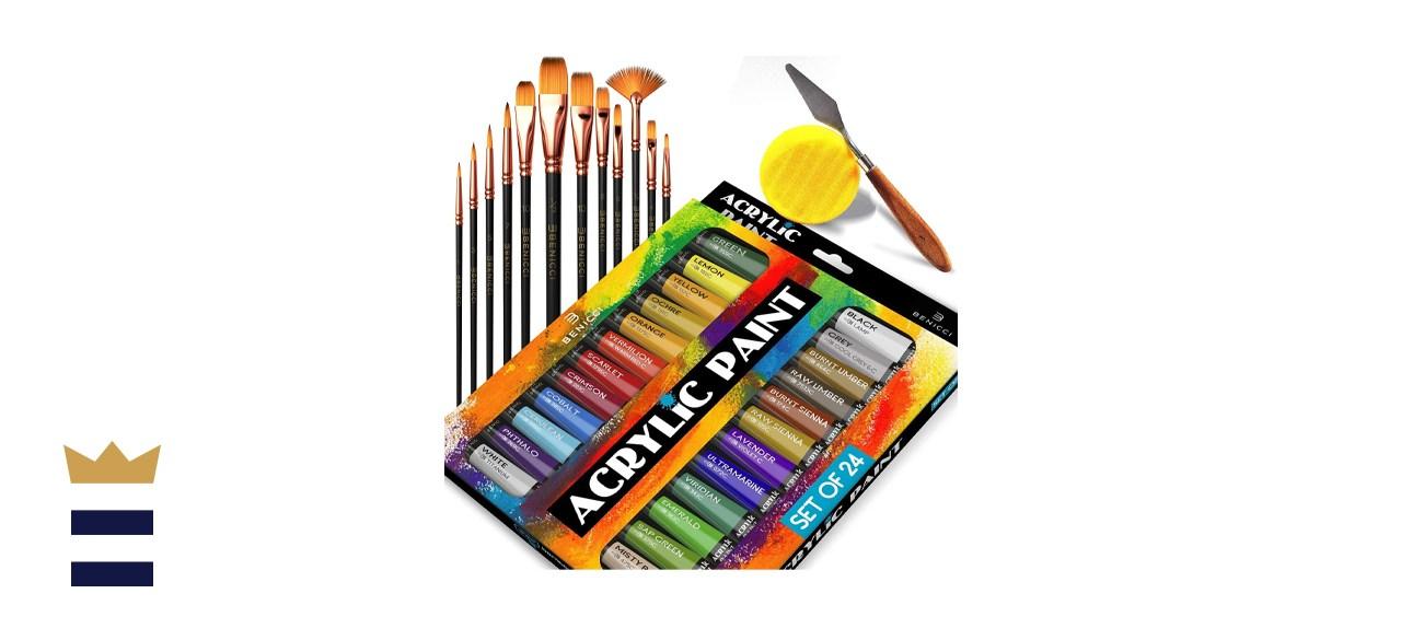Complete Acrylic Paint Set