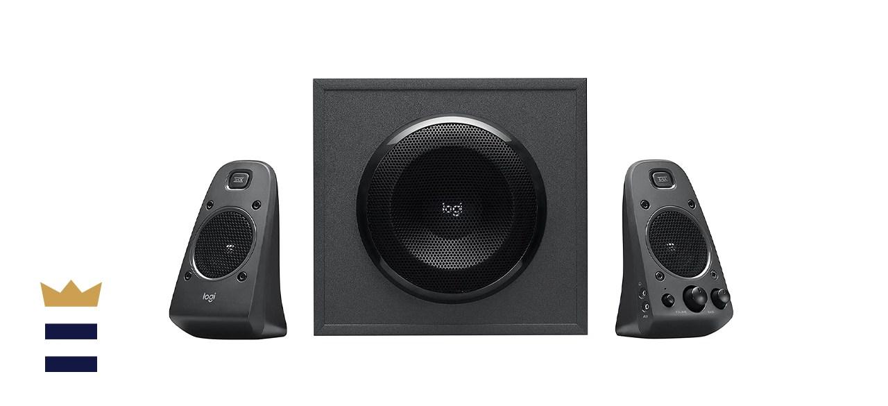 Logitech Z625 Powerful THX Certified 2.1 Speaker System