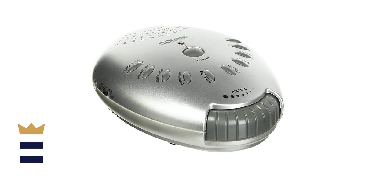 Conair's Sound Therapy Sound Machine