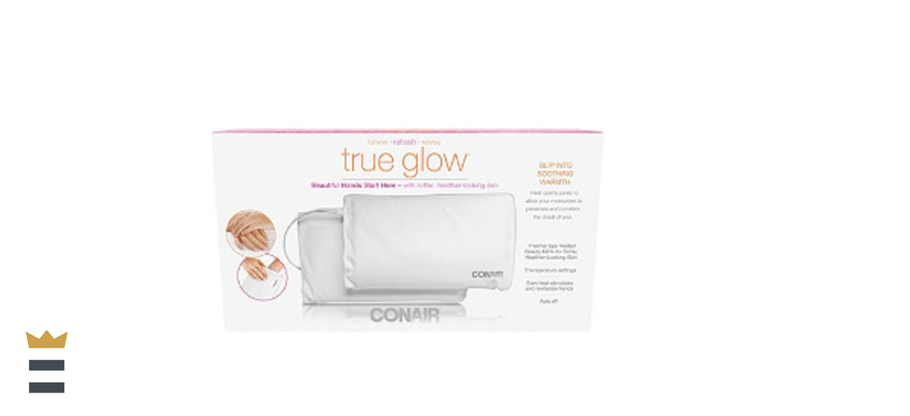 Conair True Glow Thermal Spa Heated Beauty Mitts