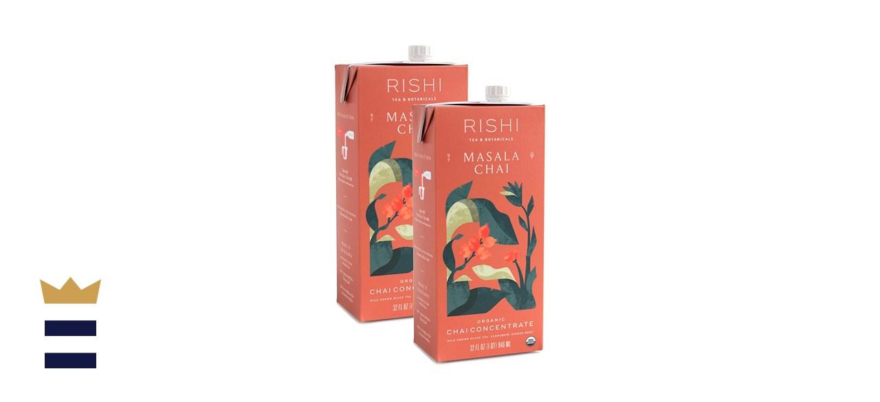 Rishi Tea Masala Chai Concentrate Beverage