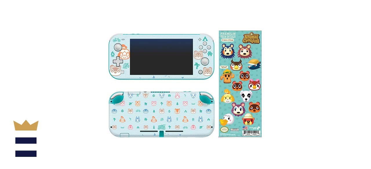 """Controller Gear Officially Licensed """"Animal Crossing"""" Skin"""