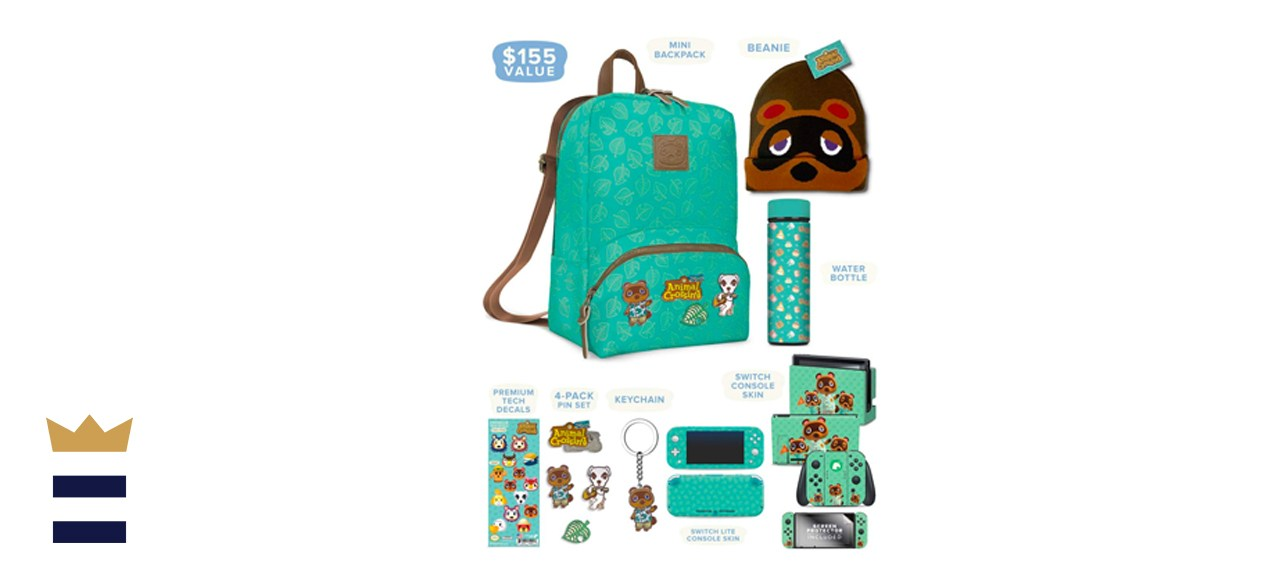Controller Gear Official Nintendo Animal Crossing: New Horizons Merch Set