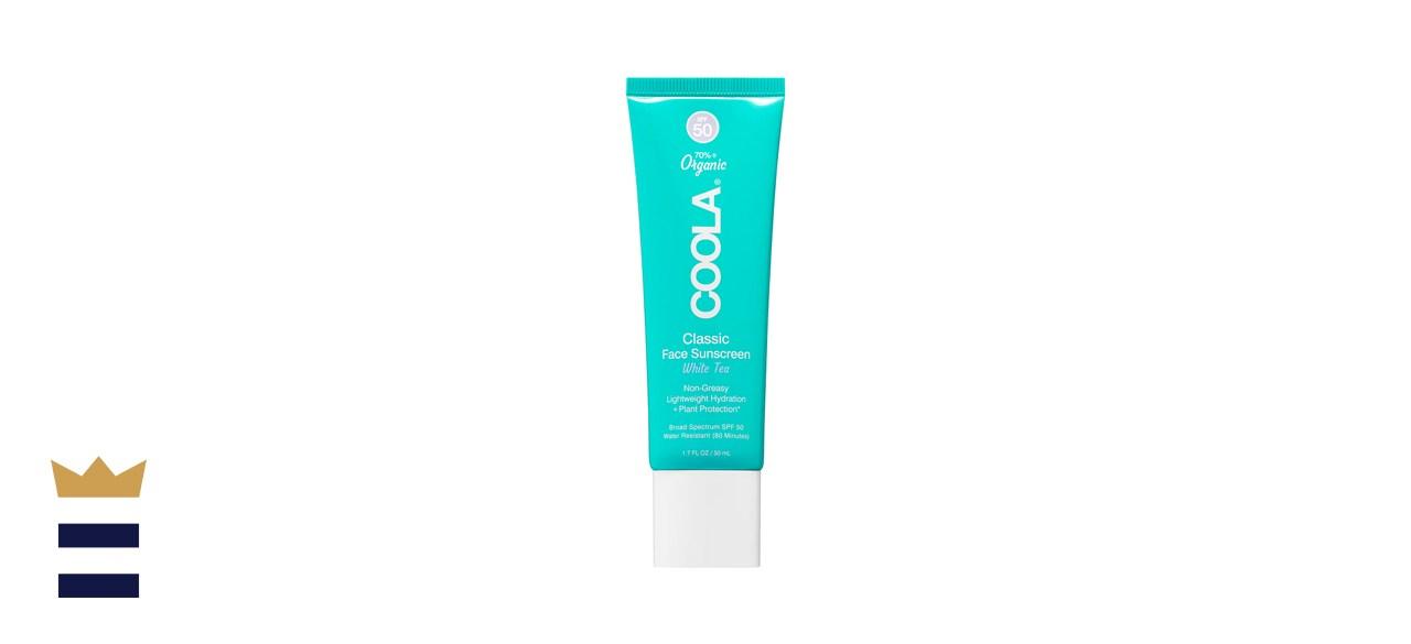 Coola Organic Classic Face Sunscreen