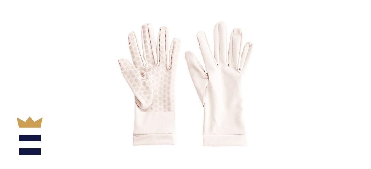 Coolibar UPF 50+ Unisex Sawyer UV Sun Gloves