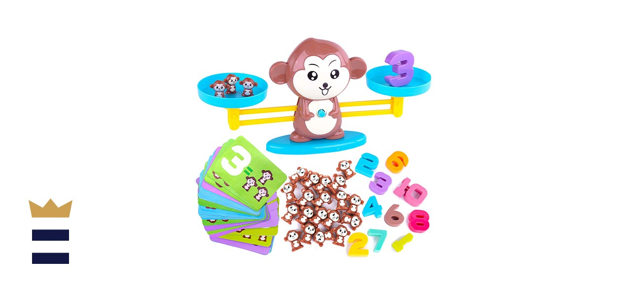 CoolToys Monkey Balance Cool Math Game
