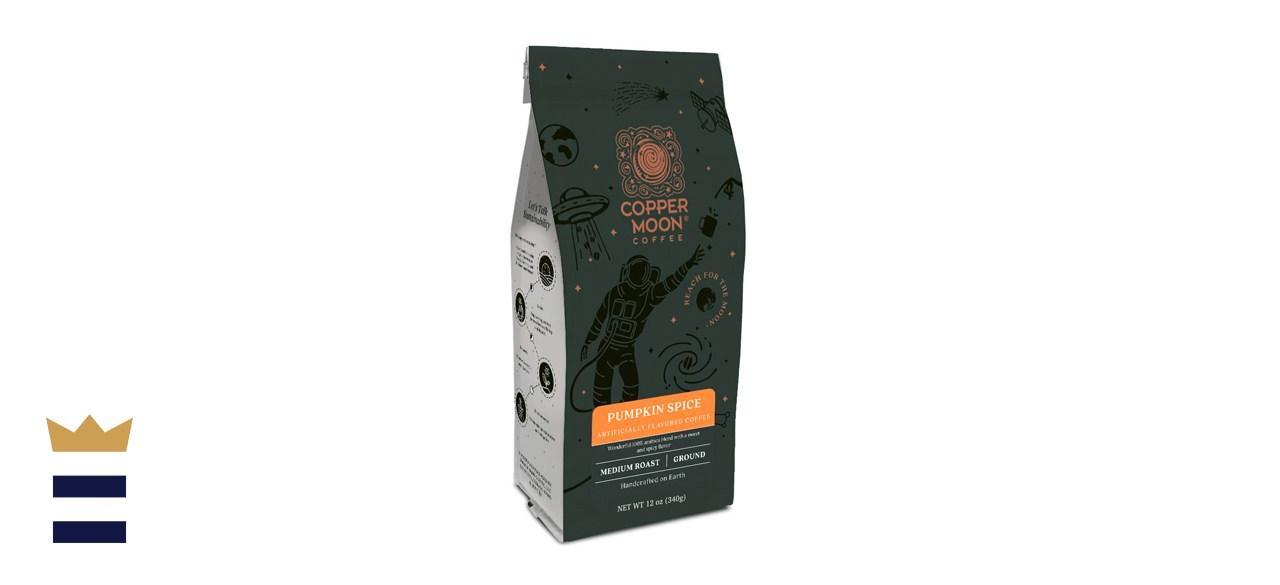 Copper Moon Coffee Pumpkin Spice Flavored Blend