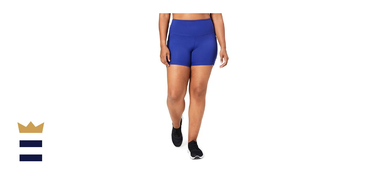 Core 10 Women's Race Day High Waist Run Compression Short with Pockets