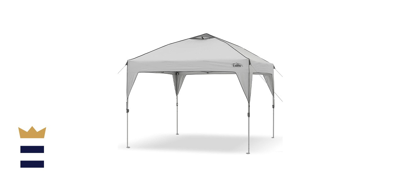 Core 10 x 10-Foot Instant Shelter Pop-Up Canopy Tent