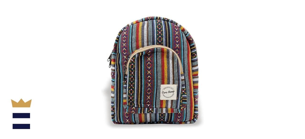Core Hemp Mini Backpack