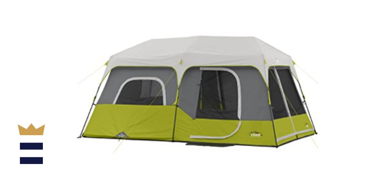 CORE's 9-Person Instant Cabin Tent