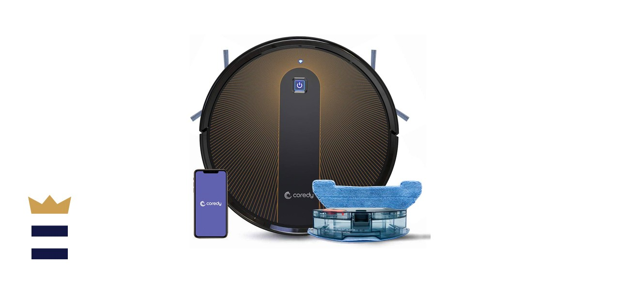 Coredy R750 Robot Vacuum Cleaner and Mopping System