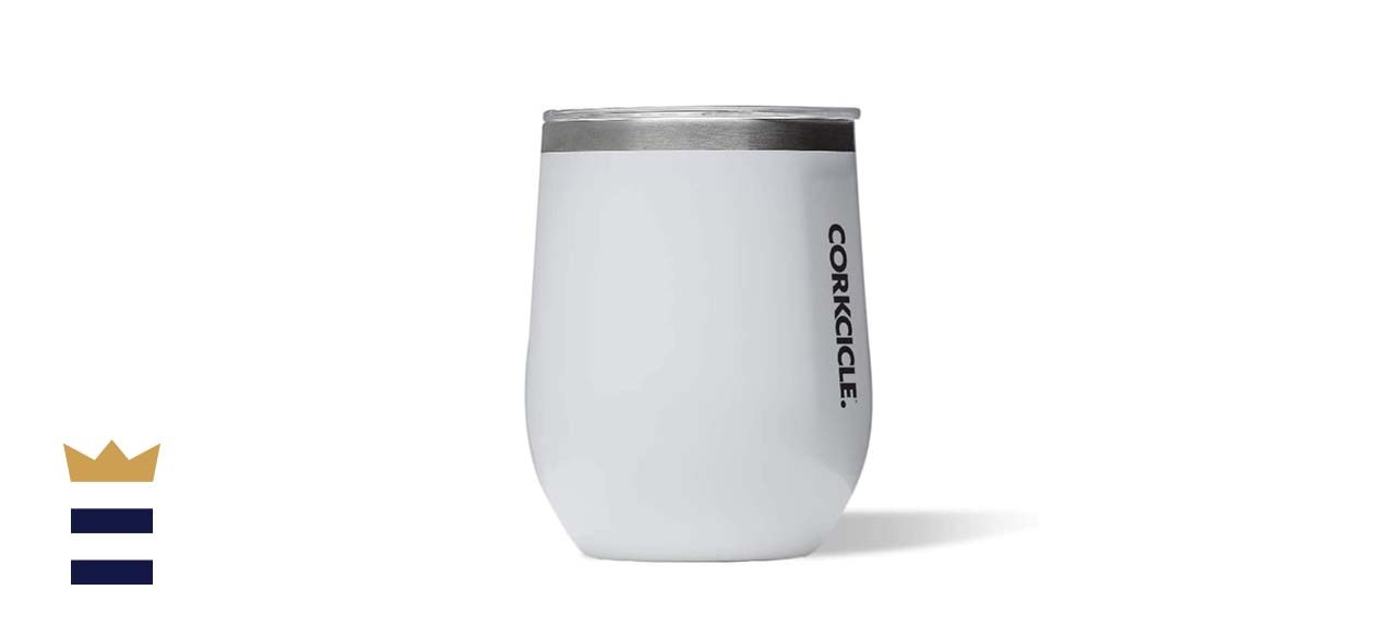 Corkcicle 12 oz Triple-Insulated Stemless Wine Tumbler