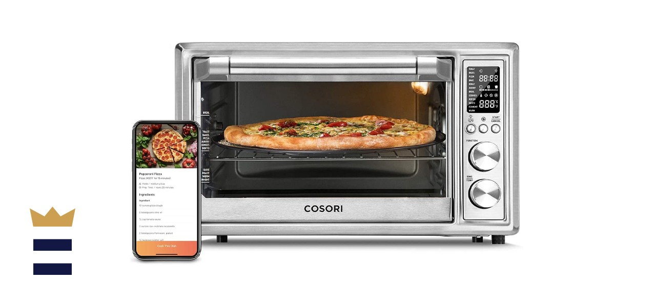 COSORI Smart 12-in-1 Air Fryer Toaster Oven Combo Convection