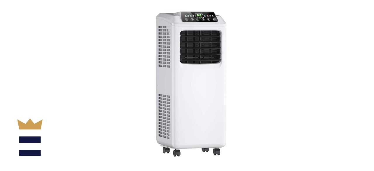 Costway 8,000 Portable Air Conditioner with Dehumidifier