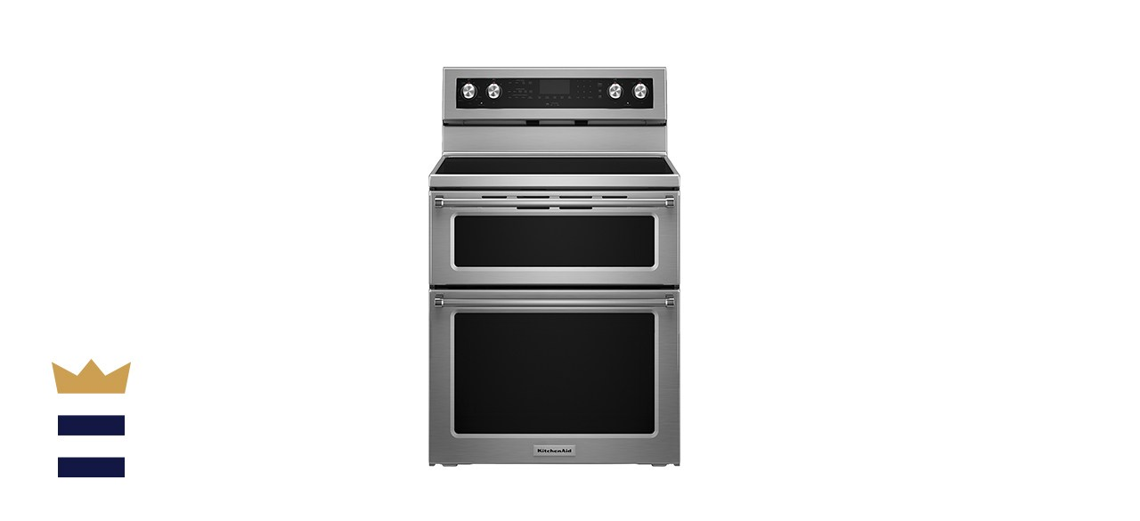countertop convection oven with air frying capabilities